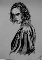 Eric Draven by lillim89