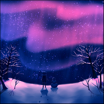 Northern Lights by CuteReaper