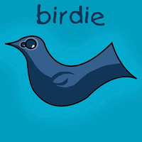 Birdie -edited on pc- by Mutany