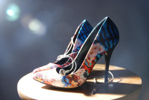 shoes by Djennmorin