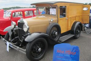 30 Ford A Special Delivery Woody by zypherion