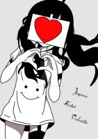 Colorless Valentine~~ ^^ by HamatoraHajimelover