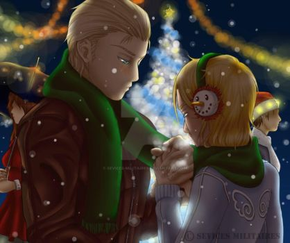 Cold Christmas by sevices-militaires