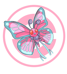 Mega Butterfree by namo19