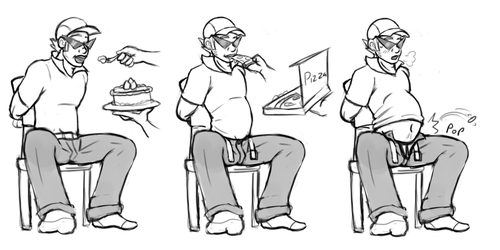 Bro Stuffing Sequence by Verzisphere