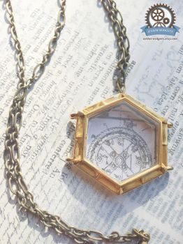 The Golden Mean by AetherWidgets