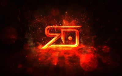 New Logo and Fireee by ReyeD33