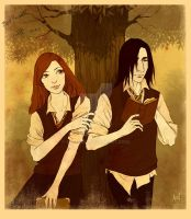 Best friends? - DeathlyHallows by ellaine