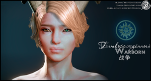 ArcheAge Character by Finnija