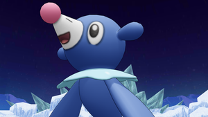 Popplio (Pokemon sun and moon) by GuilTronPrime