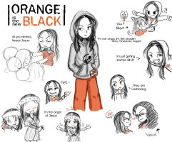 OITNB - Tiffany Pennsatucky Doggett by pHuezo