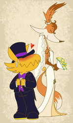 APDiT - Wedding in the Owl Express by Samthelily