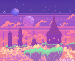 Lofty Castle by highcaves