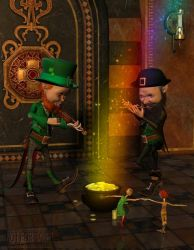 St Pattys Day 03/17 by Hexe2008