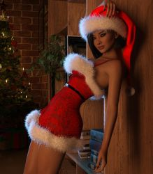 AnnChristmas01 by Eclesi4stiK