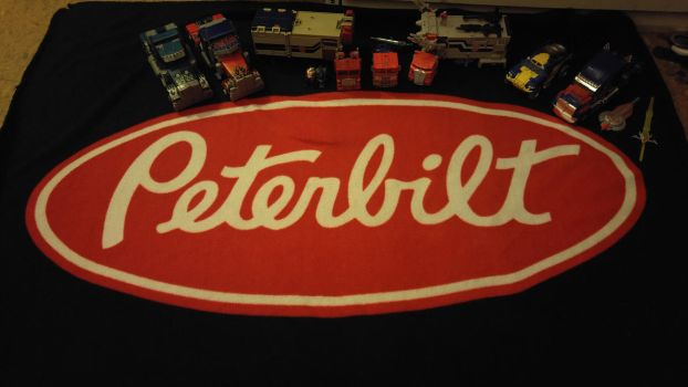 Transformers toys by DRIVER1980PETERBILT