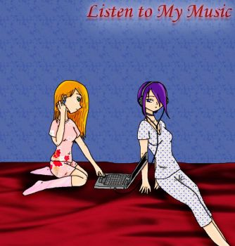 Listen to My Music by Reitanna-Seishin