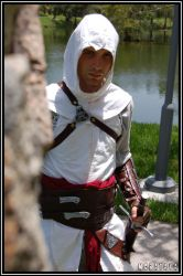 Altair - His Eyes Are On You by Morataya