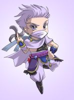Chibi Edge by glance-reviver