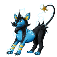 Luxio for electric collab
