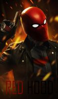 THE RED HOOD by hammadkhan1192