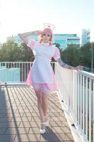 Nurse Joy 2 by ItsKaylaErin