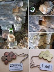 Geocaching projects by Astalo