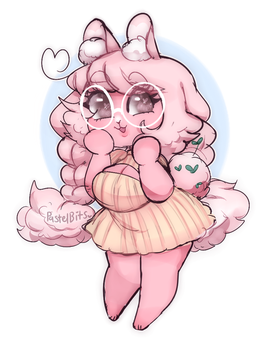 Mimi by PastelBits
