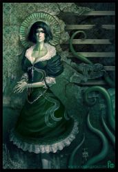 -Mistress of the Tentacle- by PeteMohrbacher