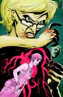 The Strange Talent of Luther Strode by leeoconnor