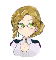 RWBY - Glynda Goodwitch by chocomiru02
