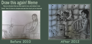 Contest Entry 2012 - Draw this again by ergoproxy92