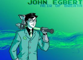 John Egbert by DeepChrome