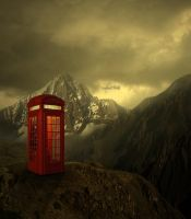 Phone Booth by simoneheld