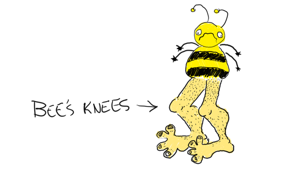 Bee's Knees by MagnificentMark