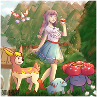 Aroma Lady Annabel by Social-Sloth