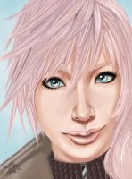 Final Fantasy XIII Lighting by Ge-mini