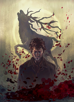 Will Graham by SolDevia