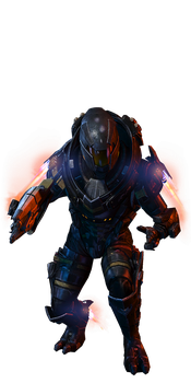 Turian Havoc Soldier by rome123