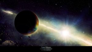 Space Odyssey by andreimogan
