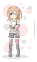 : Chibi : by strawberry-queen1