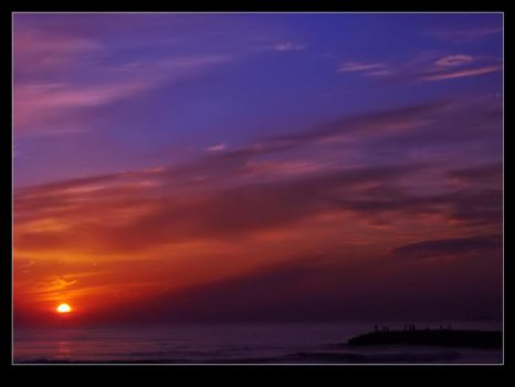 :sunset: by upressure