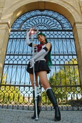 Gate of Time by Giorgiacosplay