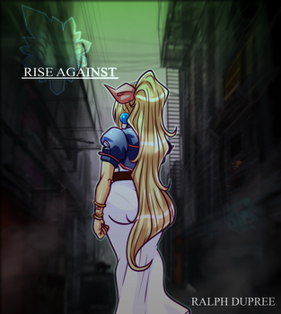[RISE AGAINST] by RalDu
