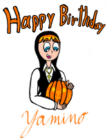 Happy Birthday Yamino 2 by LordoftheVillains