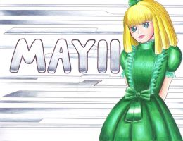30-day Trial, Day 9/30: Mayii Pin-Up pic by HaruIchibanForbidden