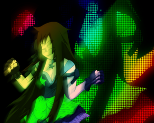 Kelly Raving? - GIMP Version by TrainerKelly