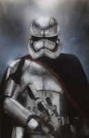 Captain Phasma  by Devin-Francisco