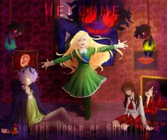 Welcome to the World of Guertena by Nechii