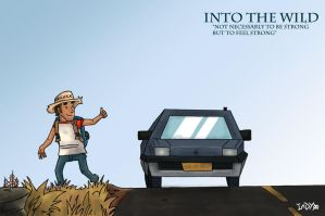 Into The Wild by IndianaJonas